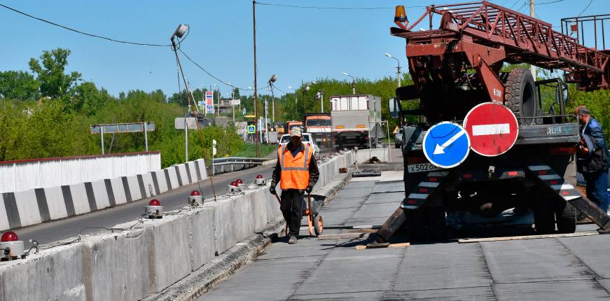 В Алтайском крае начали асфальтировать трассу на Белокуриху-2