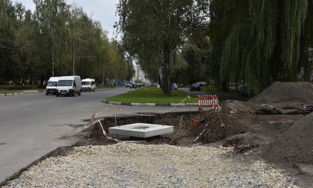 Брянск дорожное строительство