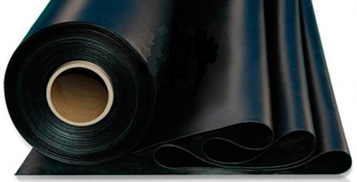 Геомембрана HDPE, LDPE
