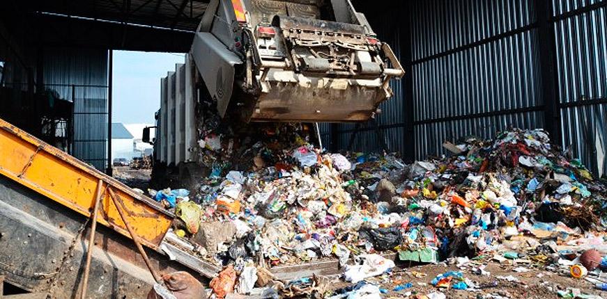 Из мусора – геотекстиль