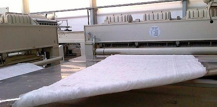 Производство геотекстиля в Акмолинской области