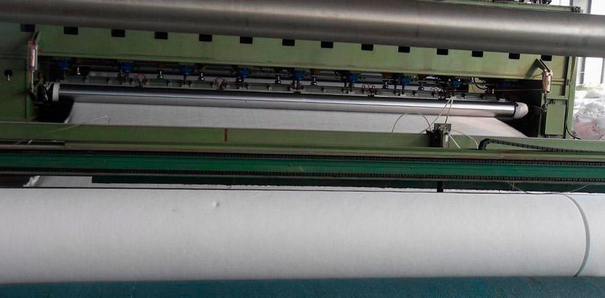 В Костанае запустили производство геотекстиля