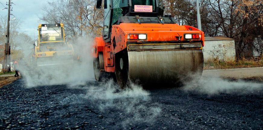 Завершение сезонного ремонта Петербургских дорог