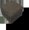 Тротуарная плитка Кубик