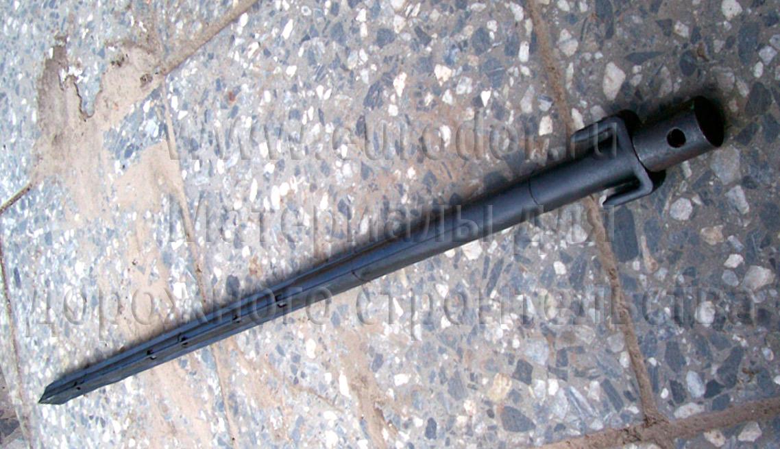 Пластиковые анкера для крепления георешетки
