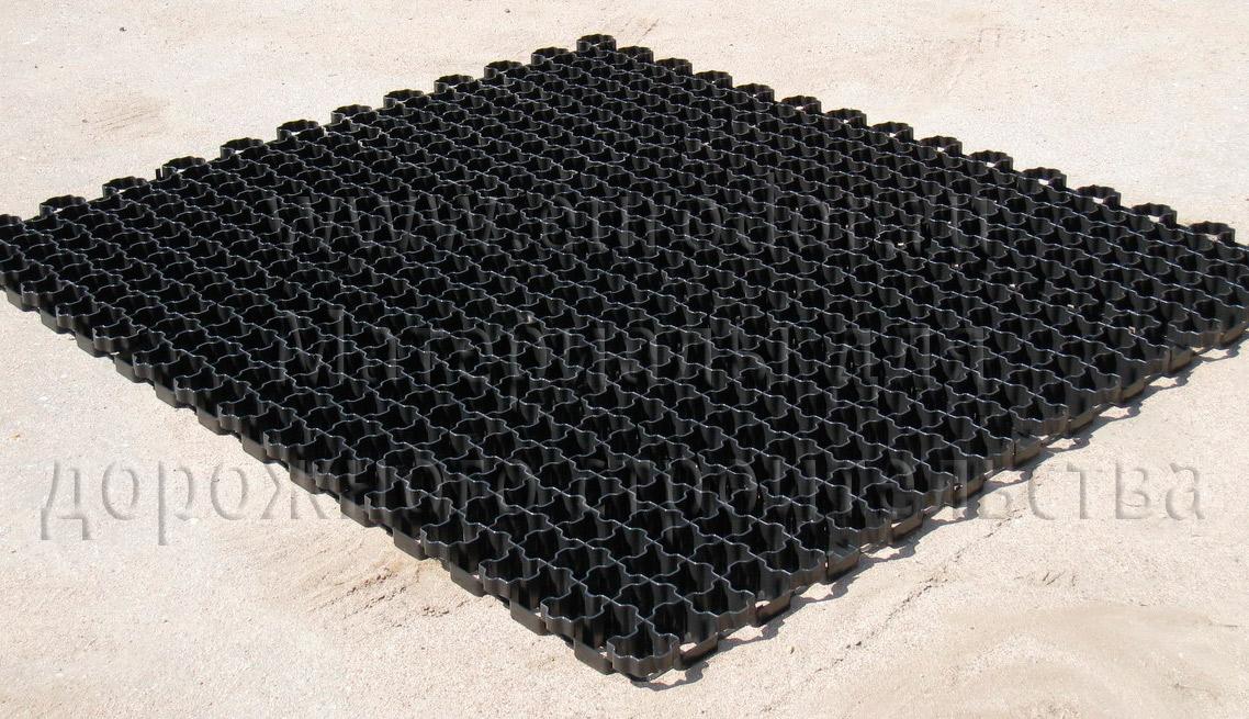 Внешний вид модуля газонной решетки
