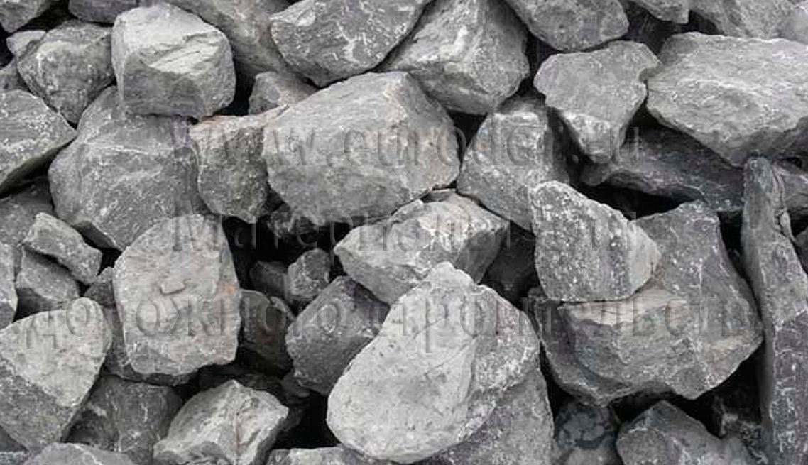 Камень для габионов