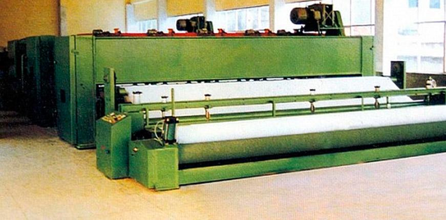 Производство геотекстиля